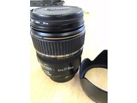 Canon EF-S 17-85mm f/4.0-5.6 Lens