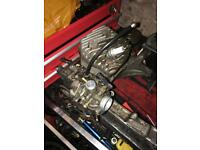 Peugeot trekker / speedfighter parts and engine