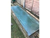Reinforced Safety Glass (6 sheets)