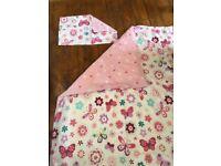 3 sets of toddler duvet covers + toddler duvet