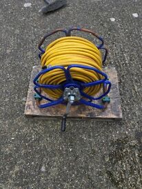 Window Cleaning hose & real good condition 100 metres long