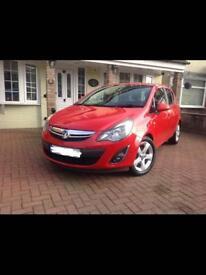 Vauxhall Corsa 1.4 5door SXI SAT NAV