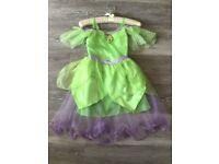 An original Disney Store Tinker Bell Costume