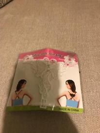 sexy underwear shoulder strap butterfly bra invisible bra belt