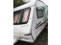 Swift Accord 4 berth caravan