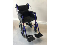 Invacare Alu Lite Wheelchair