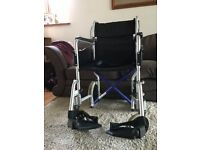 Excel van os wheelchair