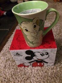 Lion guard mug
