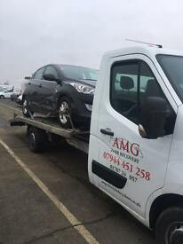 Mr T Amg Breakdown Rescue service 24/7 call out quick response