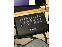 Yamaha DTX100 electric drums - excellent condition