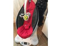 Mamaroo baby swing by 4 moms