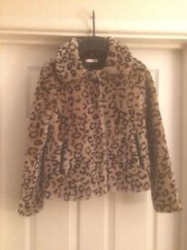 Girls beautiful fur Jacket - Billieblush