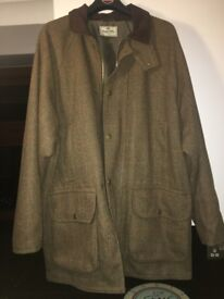Hoggs of Fife shooting jacket