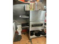 Lincoln pizza oven for sale