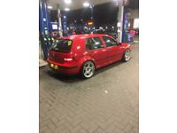 Modified vw golf mk4 1.6 12month mot swaps swaps