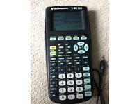 Graphing calculator TI-82
