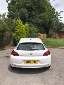 VW Scirocco 1.4 TSI Immaculate condition