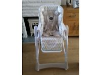 Delux high chair