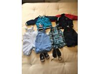 Big bundle of Baby Boys Clothes