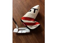Taylormade ghost tour putter.