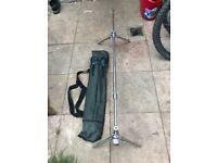 stainless steel rod pod fully adjustable not solar or sonus