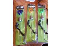 Carp fishing fox swingers x3