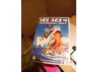 Ice Age 4 - Continental Drift (DVD, 2012)
