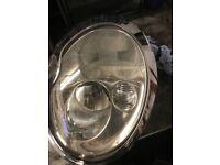 Mini Cooper s xenon headlight