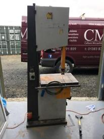 Startrite industrial 440R bandsaw/resaw