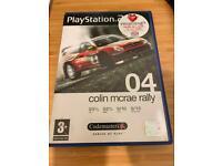 Colin mcrae rally 4. playstation 2