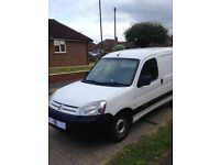 Citroen Berlingo 1.9 D , 2006/56 new Mot , No Vat