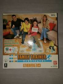 Wii family trainer game
