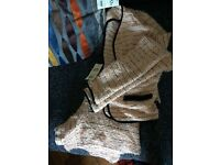Miss selfridge suit size 12/14 BNWT