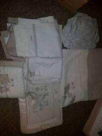 Complete mamas and papas nursery set