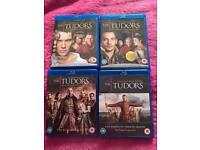 The Tudors on Blu Ray