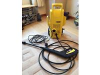 Karsher pressure washer RRP £120 only used few times