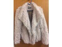 New Vero Moda Faux Fur Coat