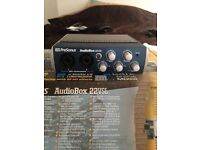 Presonus audio box 22vsl