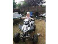 Road legal quad 200cc