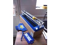 Tile Cutter and tile adhesive