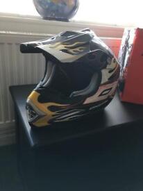 Oneal Motorcross Helmet