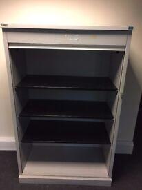 roller shutter door filing cabinet