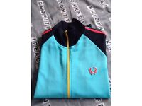 1 x Fred perry track top