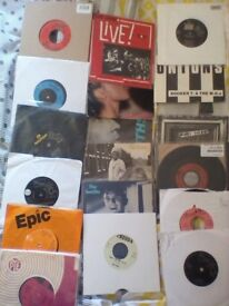 """Collection of 7"""" singles"""