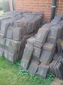 concrete roof tiles x 1500