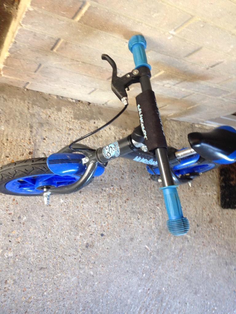 Balance Bike (Free)