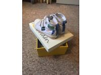 Mini Boden boys shoes