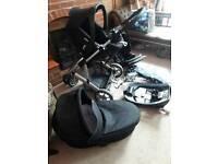 Mamas and papas push chair free delivery