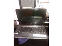 Joblot 8 top laptops untested 50 pounds each £400 total ****ALL MUST GO*****