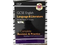 GCSE 9-1 Grade English Revision Guide(Lit+Lang)